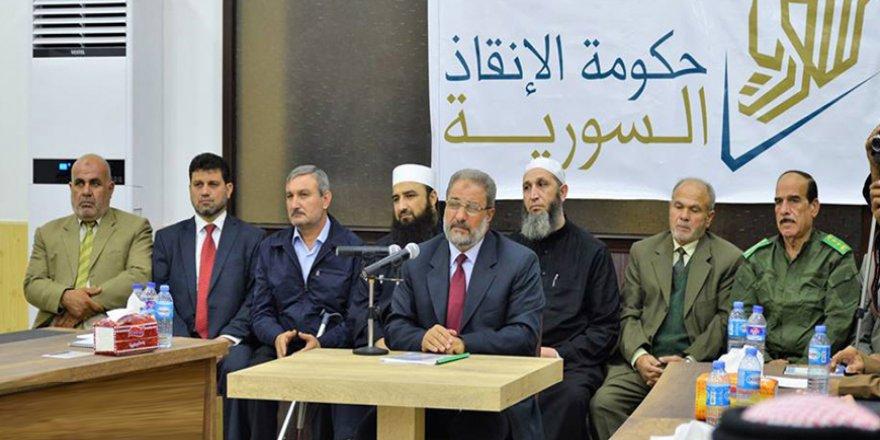 Suriye'de 'Kurtuluş Hükümeti'ni Dağıtma Çağrısı