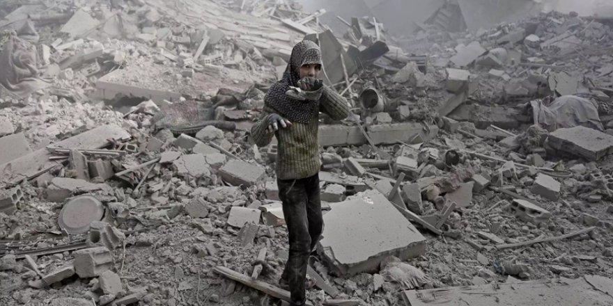 Katil Rusya'nın Son 3 Yılda Doğrudan Rol Oynadığı Saldırılarda En Az 18 Bin Suriyeli Öldü