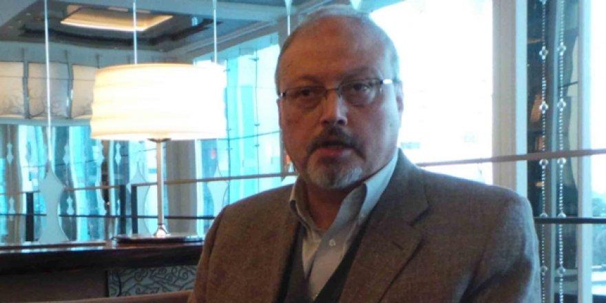 Suudi Arabistan İstanbul'da Gazeteci Cemal Kaşıkçı'yı Kaçırdı
