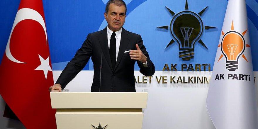 """AK Parti Sözcüsü Ömer Çelik: """"Avrupa'nın DEAŞ'ı Aşırı Sağdır"""""""