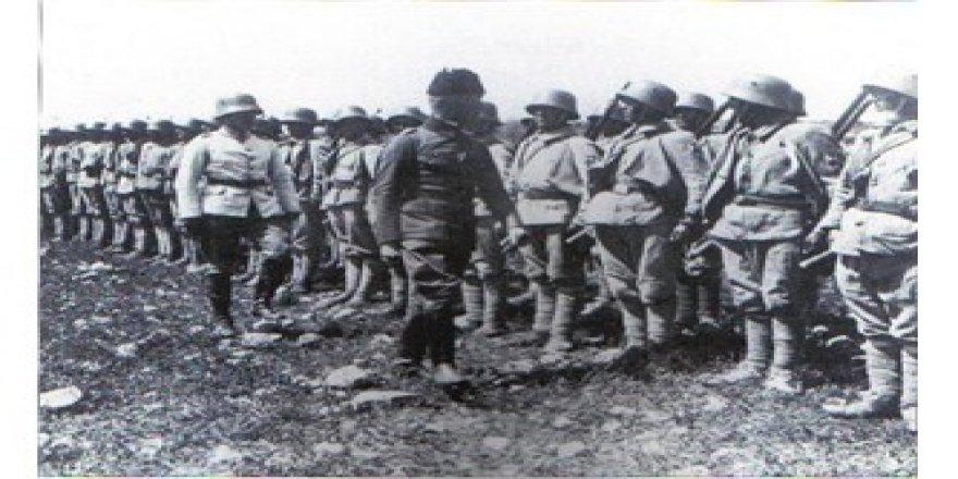 Nablus Bozgunu ve Kudüs'ün Kaybedilişinde Mustafa Kemal'in Rolü