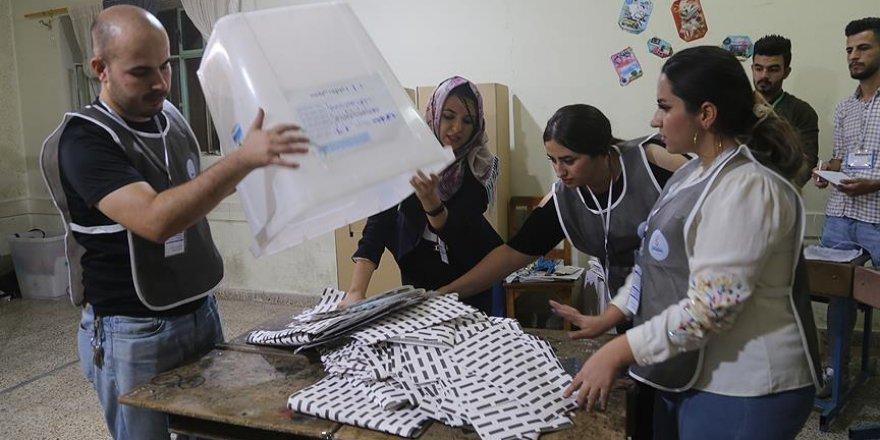 IKBY'de Kesin Olmayan Seçim Sonuçları Açıklandı