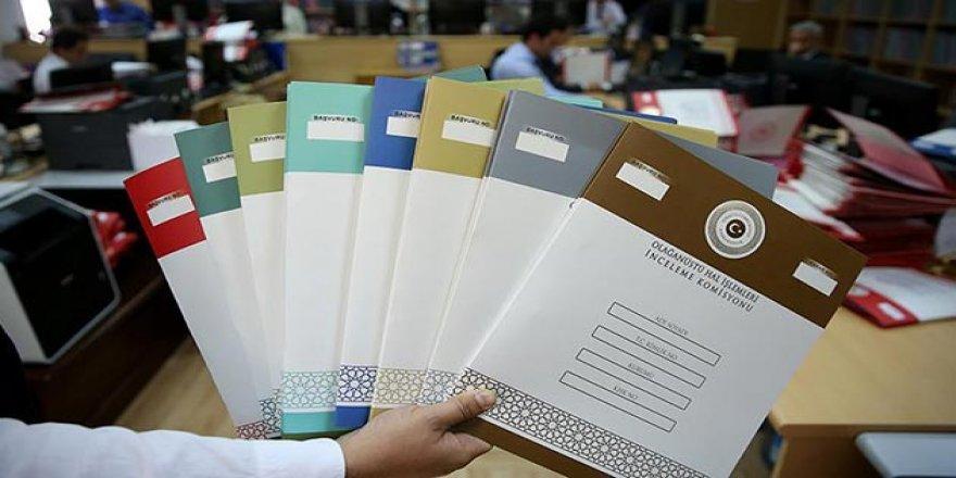 OHAL Komisyonu'nda Başvuruların Yüzde 85'i Sonuçlandırıldı