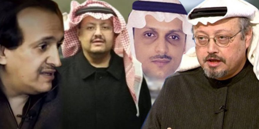 Cemal Kaşıkçı Ne İlk Ne Son... Suudi Arabistan'ın Kirli Dosyaları
