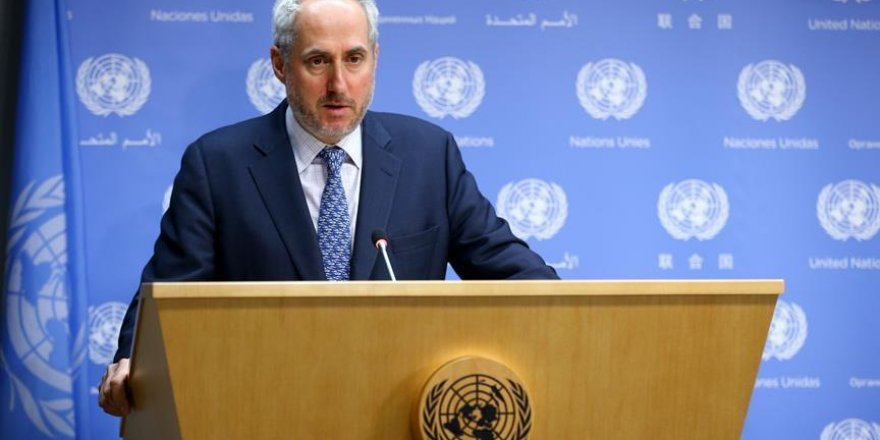 BM, Suudi Gazeteci Kaşıkçı'nın Kaybolmasından Endişeli