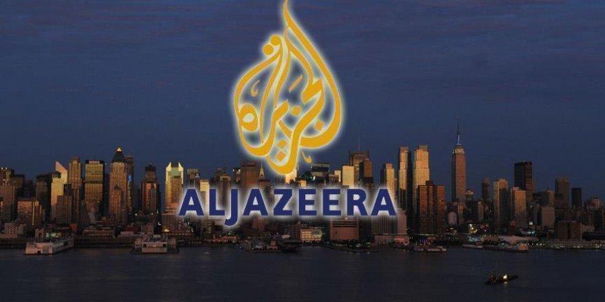 Al Jazeera Yayın Ekibinden Kaşıkçı Eylemi