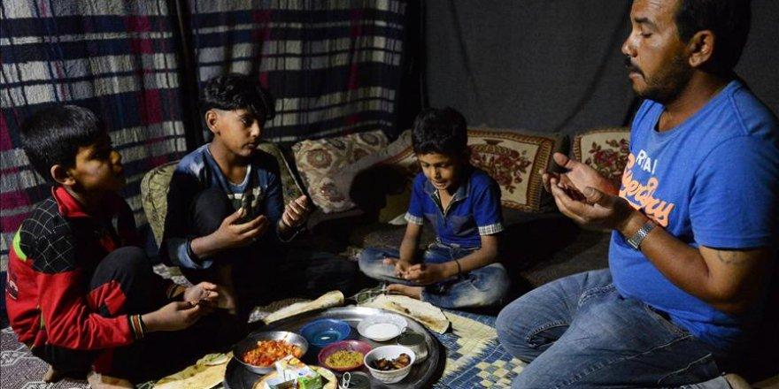"""""""5,5 Milyon Suriyeli Açlık Tehdidi Altında"""""""