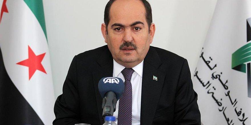 SMDK Başkanı Mustafa: Soçi Mutabakatı Bizi ve Siyasi Çözümü Güçlendirecek