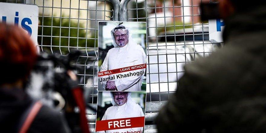 Suudi Arabistan Başkonsolosluğu Önünde Bekleyiş Sürüyor