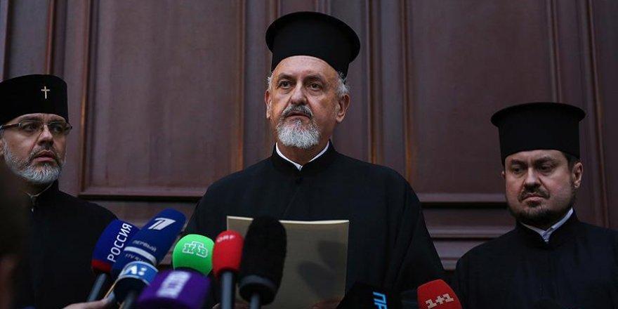Ukrayna Ortodoks Kilisesi Bağımsız Oldu