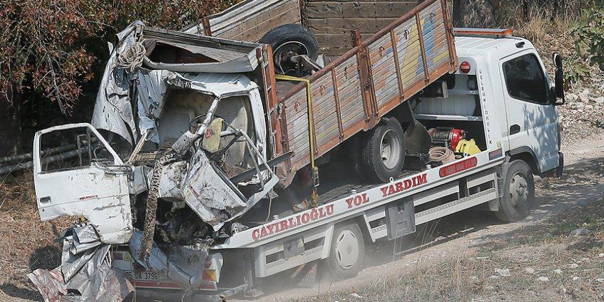 Bayram Tatilindeki Kazalarda 52 Kişi Hayatını Kaybetti