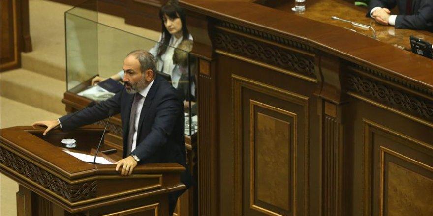 Ermenistan Başbakanı Paşinyan İstifa Etti