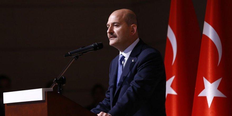 Soylu: ABD, Ankara'da LGBT Derneklerine 22 Milyon Dolar Yardım Yapıyor