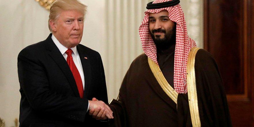 Trump: Suudi Arabistan'dan Vazgeçemeyiz