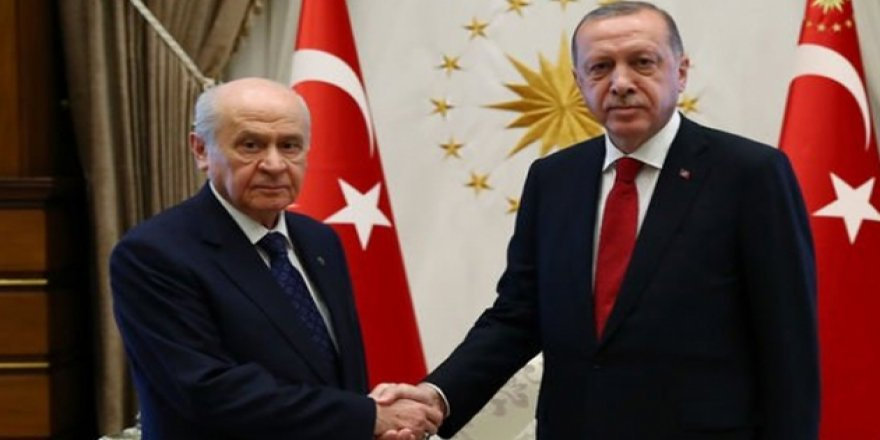 Erdoğan İle Bahçeli Emeklilik Konusunda Anlaştılar