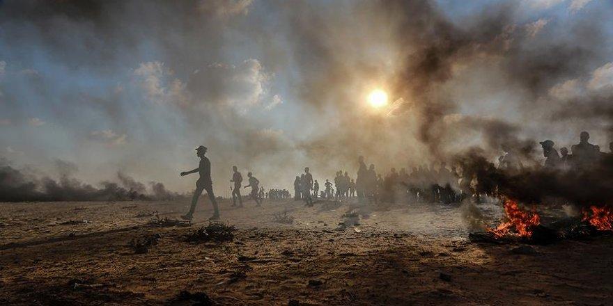 'Gazze'deki Gösteriler Hedefine Ulaşana Kadar Devam Edecek'