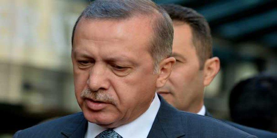 Erdoğan: Ant Irkçı, Ayrımcı Sloganlar Dizisidir!