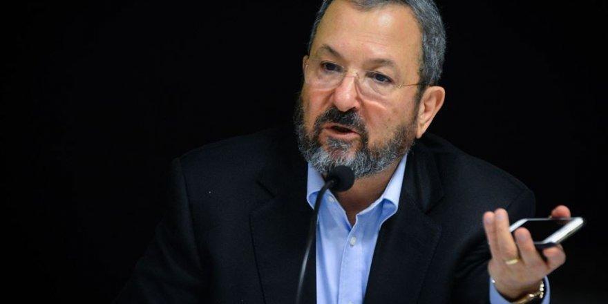 Ehud Barak: 3,5 Dakika'da 300 Filistinliyi Öldürdüm