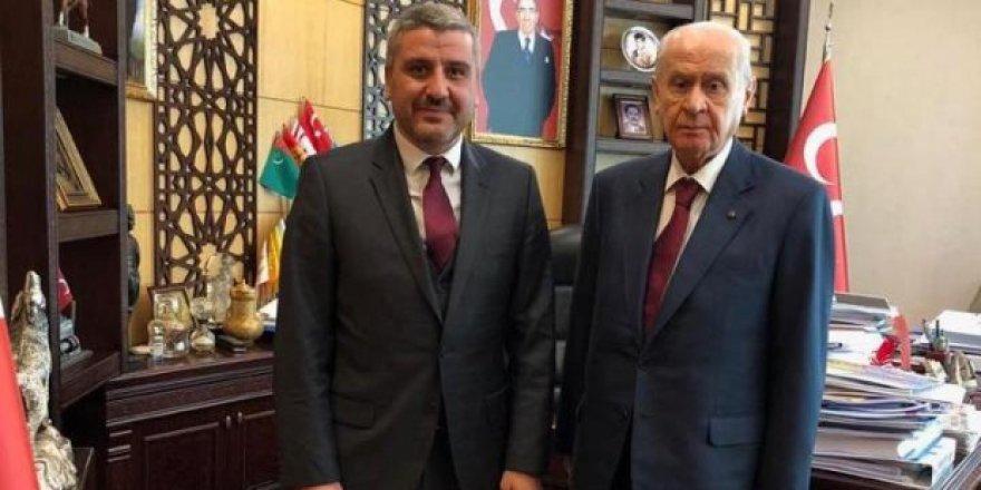 MHP'li Başkandan Afrin'e Niyet, Bedelliye Kısmet