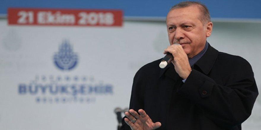 Erdoğan: Birileri Tutturmuş Af Çıksın!