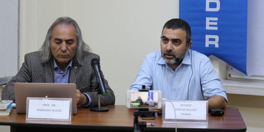 Ankara Özgür-Der'de İktidar-Cemaat İlişkisi Konuşuldu