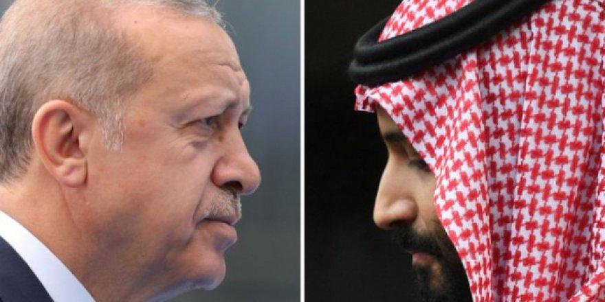 Guardian: Erdoğan, Suudi Veliaht Prensi Selman'ı Köşeye Sıkıştırdı