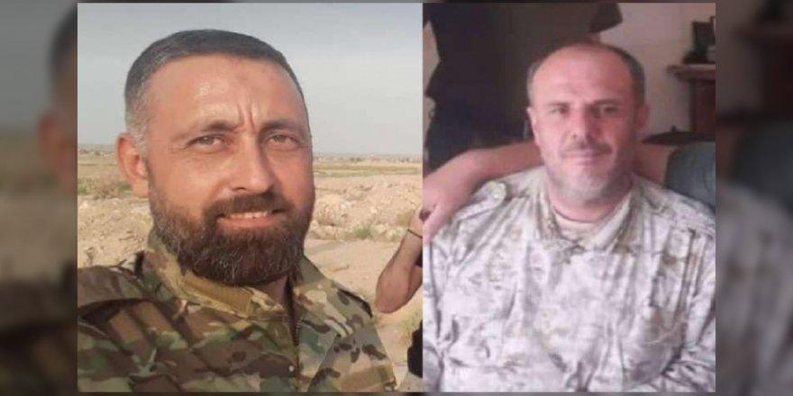Suriye'de Hizbulesed'in 2 Komutanı Öldürüldü