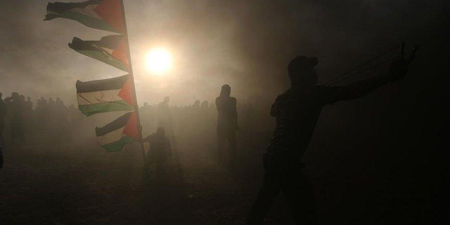 İşgal Güçleri Batı Şeria'da Bir Genci Katletti