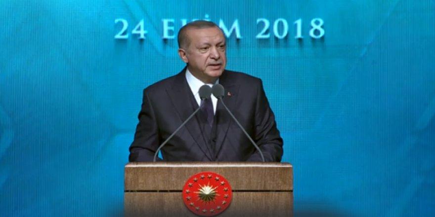 Cumhurbaşkanı Erdoğan Danıştay'a Haddini Bildirdi!