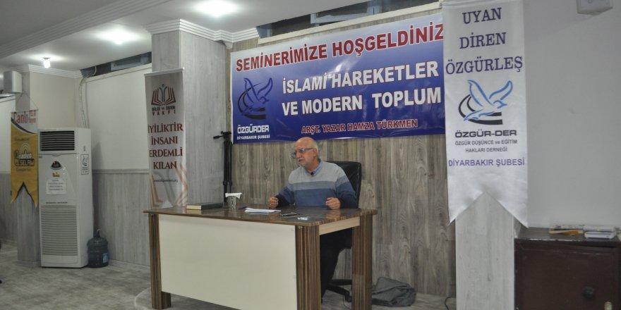 """""""İslami Hareketler ve Modern Toplum"""""""