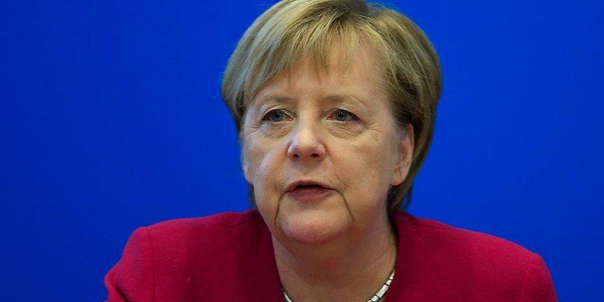Merkel 2021 Yılında Başbakan Adayı Olmayacak