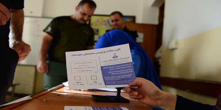 IKBY Adalet Konseyi Seçim Sonuçlarını Onayladı