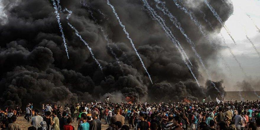 Gazze Sınırına 7 Aydır Korkusuzca Akın Ediyorlar
