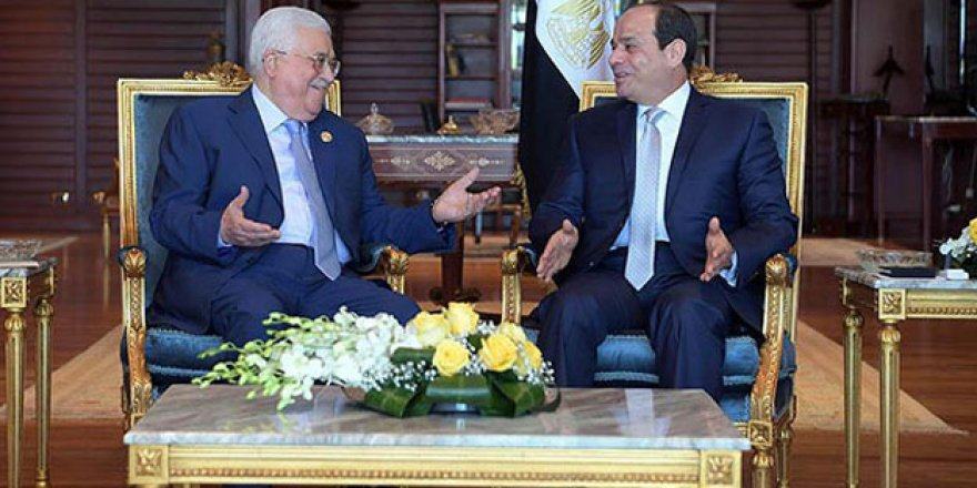 Mahmud Abbas Filistin Meclisini Feshediyor