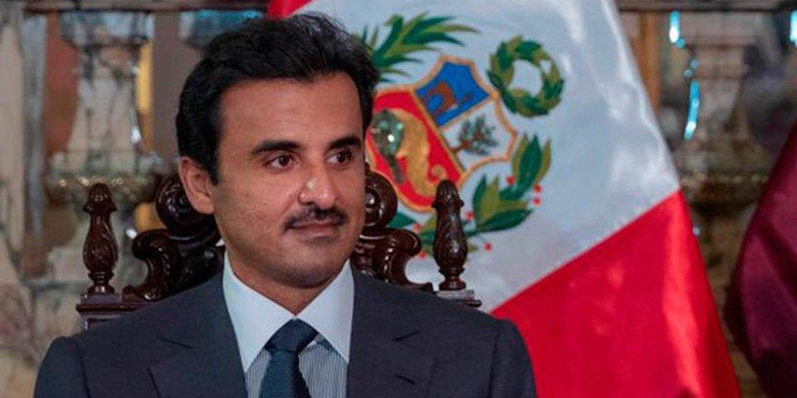 Katar Emiri Temim Bin Hamed Al Sani: Ablukanın Olumsuz Etkilerini Aşmayı Başardık