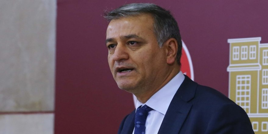 HDP Milletvekili Toğrul'a Hapis Cezası
