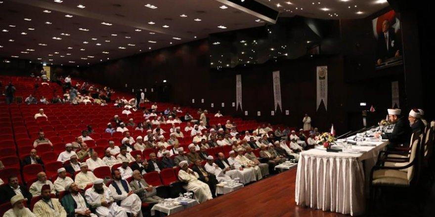 Dünya Müslüman Alimler Birliği Başkanlığına Ahmed Er- Raysuni Seçildi