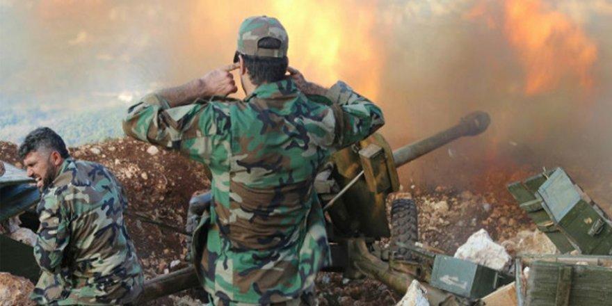 Katil Esed Soçi Mutabakatına Rağmen Hama'da Kara Harekâtı Başlattı!