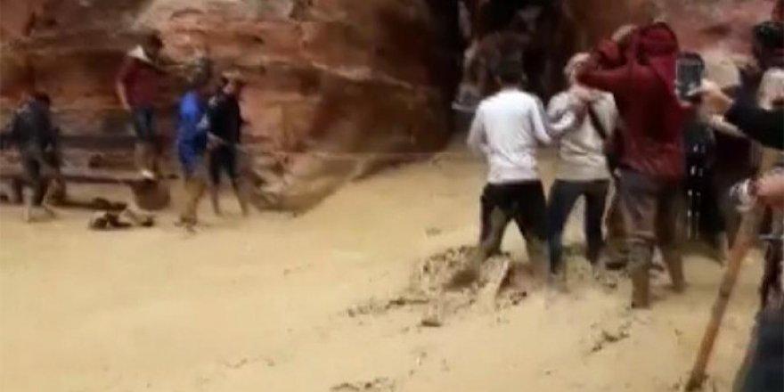 Ürdün'de Sel Felaketi: 11 Ölü