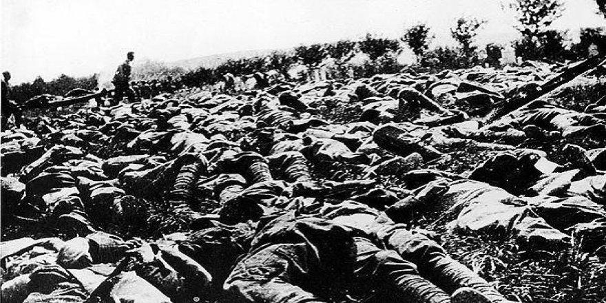 Avrupa Medyası bitişinin 100. Yılında Birinci Dünya Savaşı'nı Tartışıyor