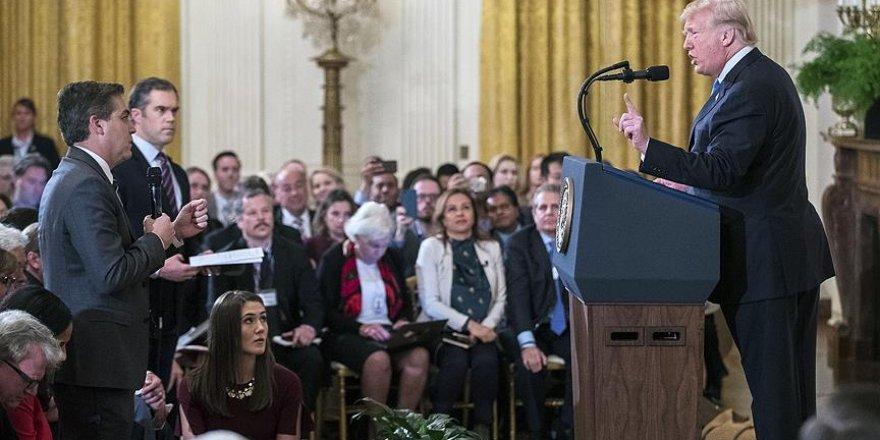 CNN Beyaz Saray'a Dava Açtı