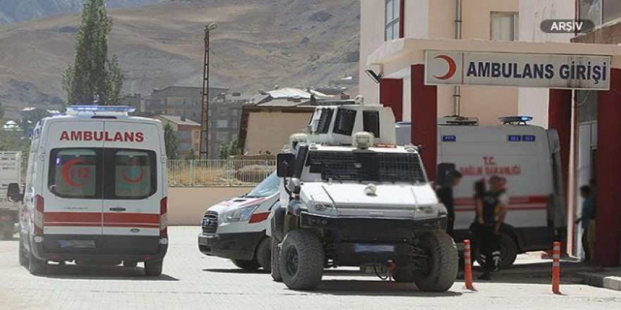 PKK Yol Yapan İşçilere Saldırdı