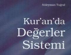 """""""Kur'an'da Değerler Sistemi"""""""