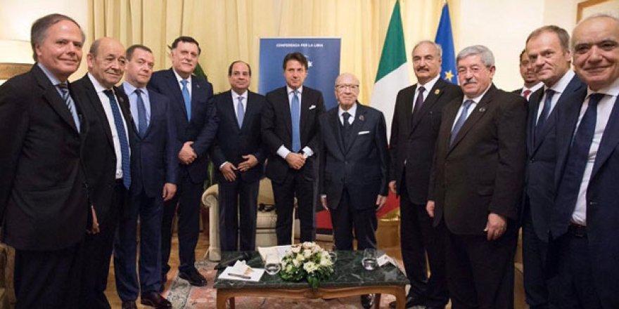 Türkiye'nin Çekildiği Libya Zirvesi Başarısız Oldu!
