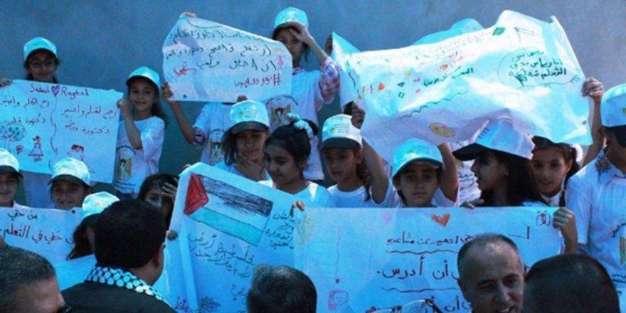 İsrail Yüksek Mahkemesi Yerleşimcilere Filistinlilerin Okulunu Yıkma İzni Verdi