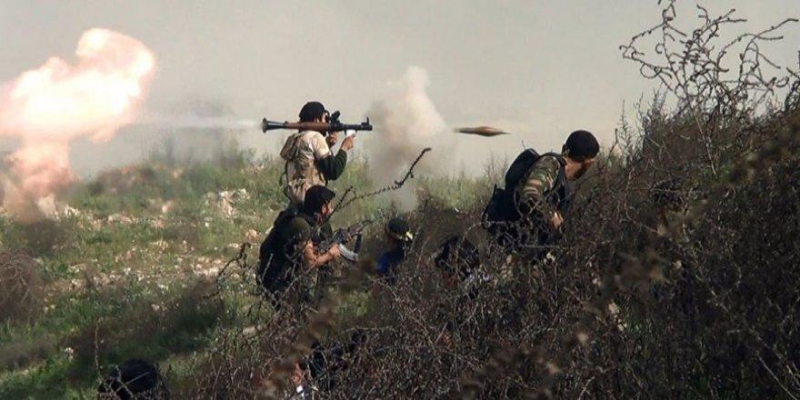 Muhalifler Esed'in Saldırılarına Misliyle Cevap Verdi