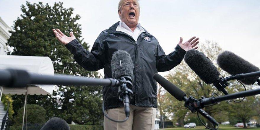 Trump 'Ulusal Acil Durum' İlan Edeceğini Açıkladı