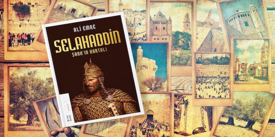 """Ali Emre ile """"Selahaddin: Şark'ın Kartalı"""" Romanı Üzerine"""
