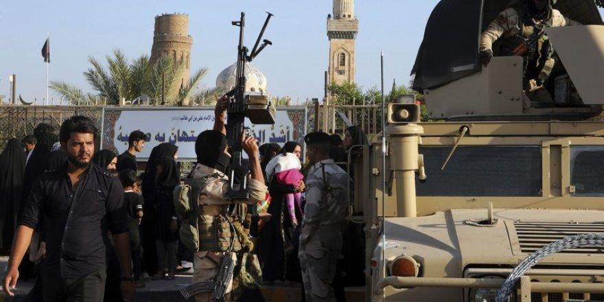 Bahreyn'de Gösteri Özgürlüğünü Savunan İran, Irak'ta Protestocuları Avlıyor!