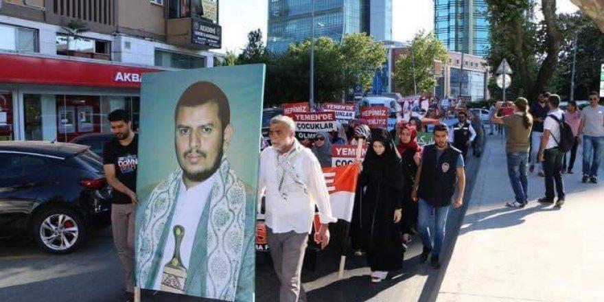 İstanbul ve Rize'de Açılan İrancı Şii Örgüt Husi Bayrakları Ne Anlama Geliyor?
